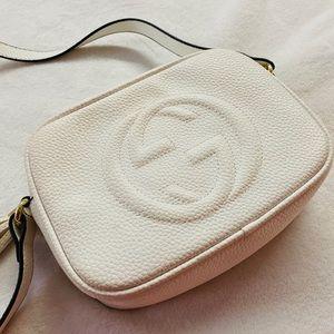 COPY - Gucci White Crossbody Bag